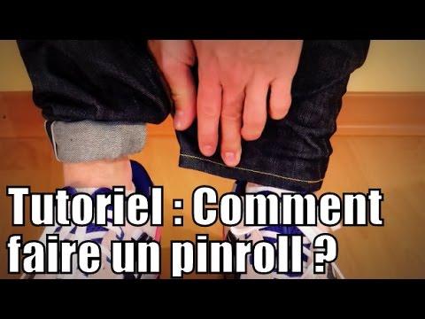 Tutoriel : comment réaliser un pinroll / DIY : how to pinroll