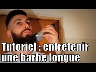 DIY : how to look after your long beard / Tutoriel : comment entretenir une barbe longue