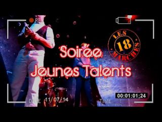 Soirée Jeunes Talents feat. Alex.T & Marvin