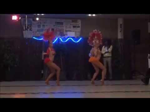 Show Samba by Las Passistas del Norte