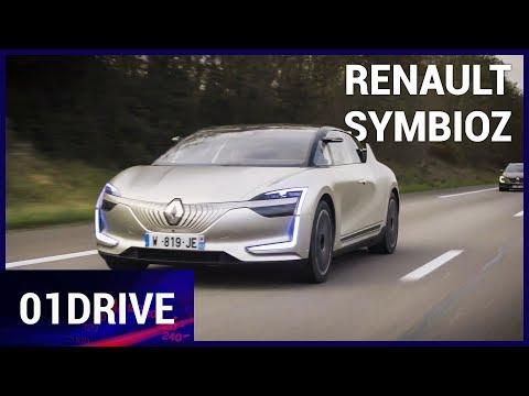 On a roulé à 130 km/h et franchi un péage en voiture autonome Renault Symbioz