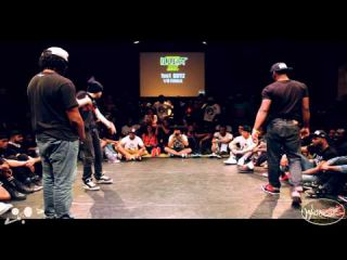 IIB 100% KRUMP 2014 1/8 FINALS  1 VS 1 GUYZ   KID WRECKER vs  JR GRICHKA vs JAMSY  HKEYFILMS