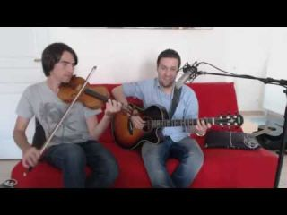 Damien Rice - I don't want to change you (by Damien Covers and Pierre K.)