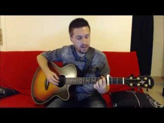 Damien Rice - Colour me in (acoustic cover Damien Covers)