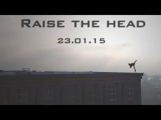 Raise the head - Jonathan Dumont - FFF.ECF