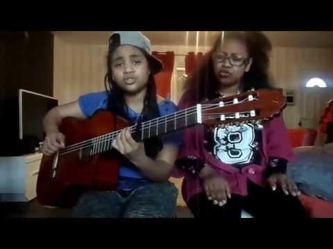 J'écris et je chante d'Alvy Zamé de The voice chantée par Naylinz et Ikala Henintsoa
