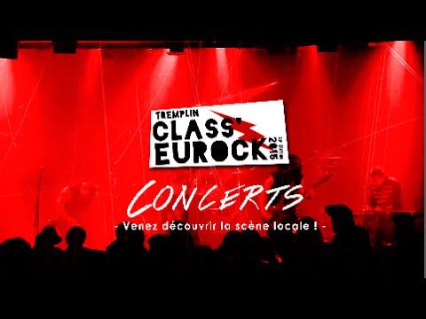 CLASS'EUROCK 2015 : LES CONCERTS  DE SELECTION ! (teaser)